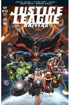Justice League Univers 12