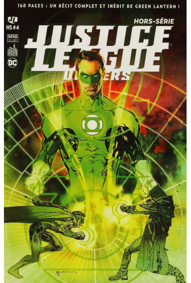 Justice League Univers Hors Série 04