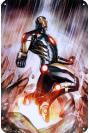 Lithographie Iron Man par Greg Land