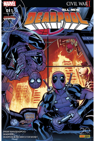 All New Deadpool 10
