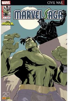 MARVEL SAGA 05 (2017) : Hulk