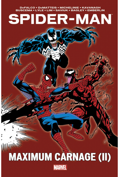 Spider-Man : Maximum Carnage Tome 1 sur 2