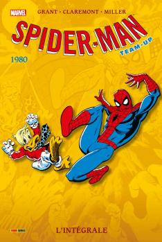 SPIDER-MAN TEAM UP L'INTEGRALE 1980