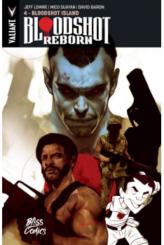 Bloodshot Reborn Tome 3 - L'Homme Analogique