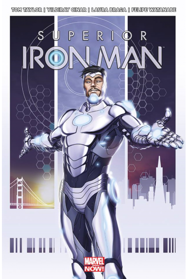 IRON MAN TOME 5