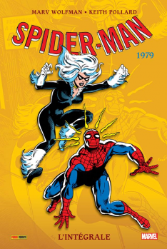 AMAZING SPIDER-MAN L'INTEGRALE 1977 (NED)