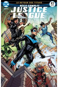 Justice League 1 - Le Réveil des Titans