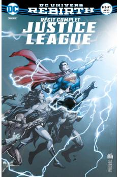 Justice League Hors Série 1 - Un Nouveau Départ
