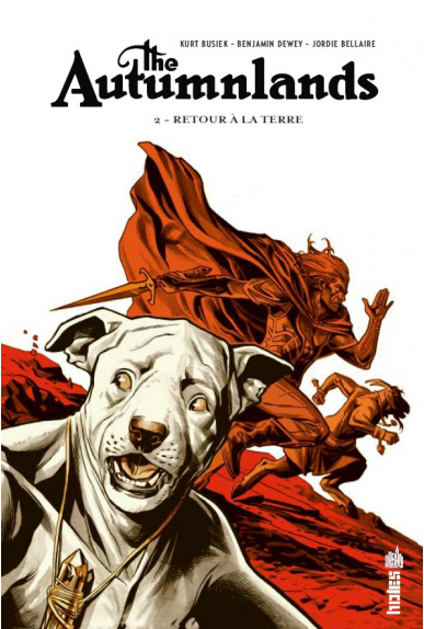 THE AUTUMNLANDS Tome 2