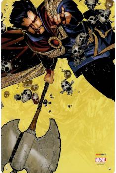 Plaque Métal Deadpool