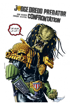 JUDGE DREDD - PREDATOR : CONFRONTATION