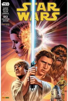 STAR WARS 13 Couverture CUSSET 2017