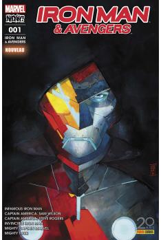 All New Iron Man & Avengers 12
