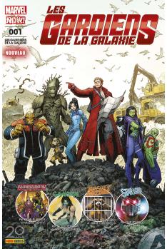 All New Les Gardiens de la Galaxie 12