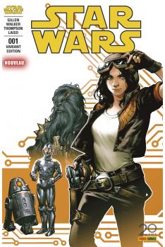 STAR WARS 1 Couverture A (2017)