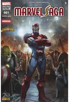 MARVEL SAGA 01 (2016) : Ant-Man