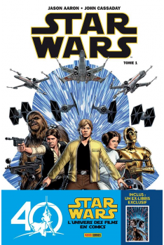 STAR WARS TOME 1 + Lithographie