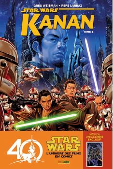 STAR WARS - KANAN TOME 1
