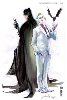 Batman Rebirth 1 Variante