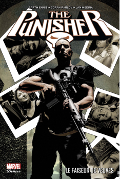 Punisher - Barracuda