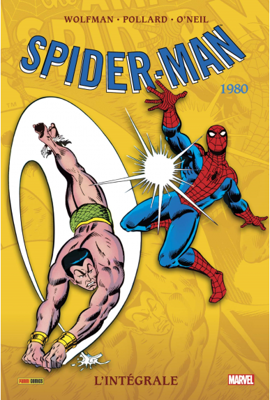 AMAZING SPIDER-MAN L'INTEGRALE 1979 (NED)