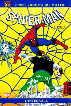 AMAZING SPIDER-MAN L'INTEGRALE 1981 (NED)