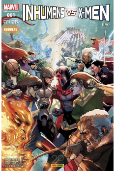 Civil War II 006 - Couverture B