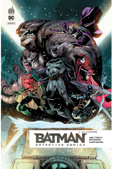 BATMAN REBIRTH TOME 1
