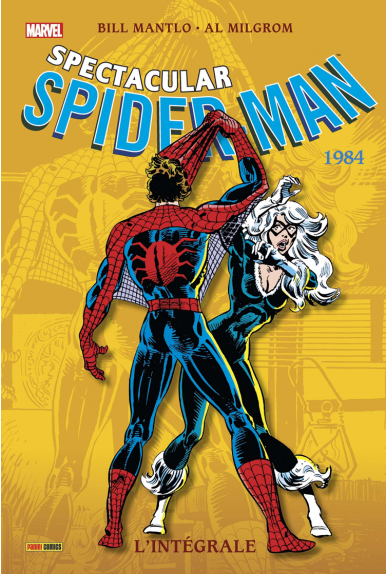 SPECTACULAR SPIDER-MAN L'INTEGRALE 1984