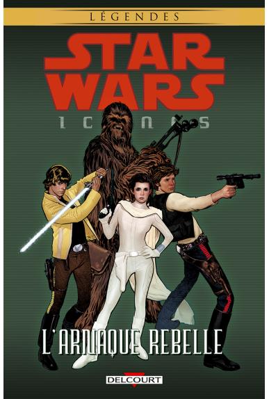 STAR WARS - Icones Tome 3 : LUKE SKYWALKER