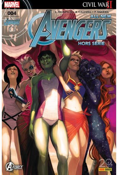 All New Avengers Hors Série 4