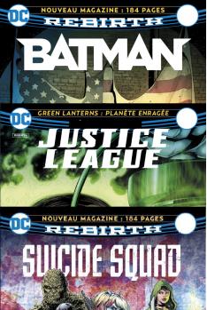 Abonnement Premium Urban DC Comics