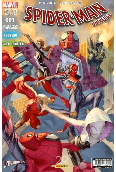 SPIDER-MAN UNIVERSE 06 (2017) - Web Warriors 2
