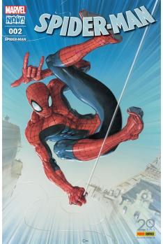 Spider-Man 2 (2017) Edition 20 Ans