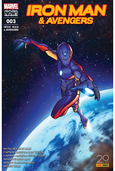 Iron Man & Avengers 3
