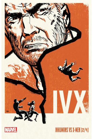 Inhumans Vs X-Men 2 Edition Collector