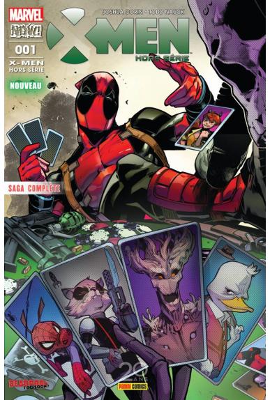 All New X-Men Hors Série 3 - Death of X