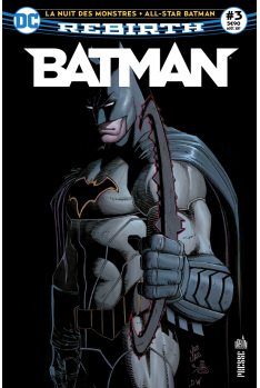 Batman Rebirth 3