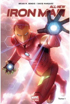 All New Iron Man Tome 1