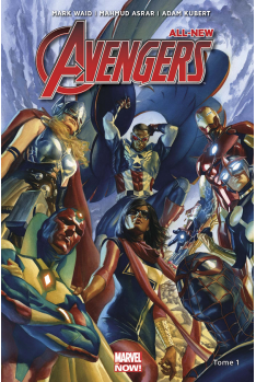 All New Avengers Tome 1