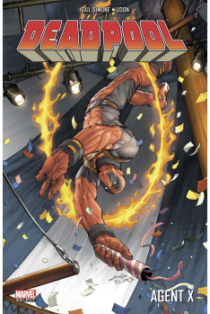 Deadpool Tome 8 - Agent X
