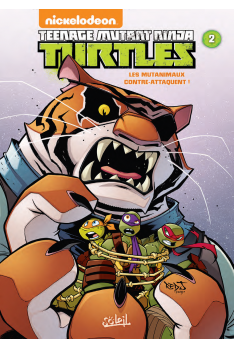 Teenage Mutant Ninja Turtles Tome 1 - Le Zoo-diac attaque !