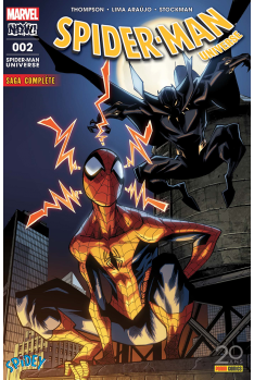 SPIDER-MAN UNIVERSE 01 (2017) - Web Warriors 2