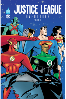 JUSTICE LEAGUE AVENTURES Tome 1
