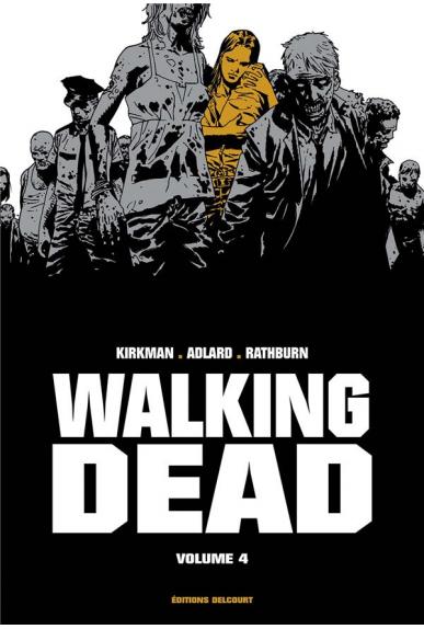 Walking Dead Prestige Volume 3
