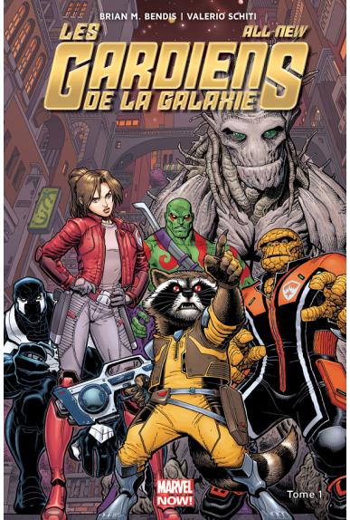 LES GARDIENS DE LA GALAXIE TOME 5