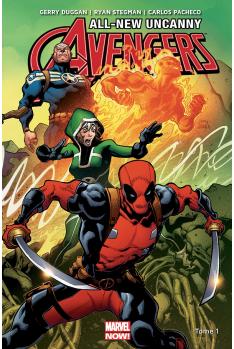 Uncanny Avengers Tome 6