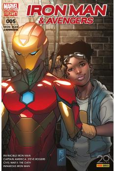 Iron Man & Avengers 4 (2017)