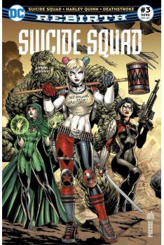 Suicide Squad Rebirth 3