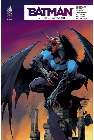 BATMAN : LA NUIT DES MONSTRES